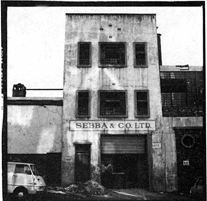 Sebba and Co