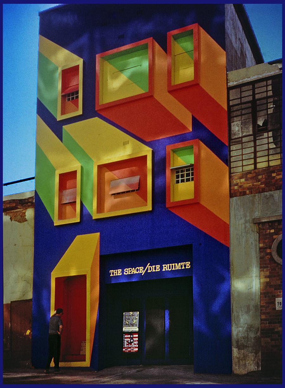 Design by Gerrit Hillhorst - Photo by Sue Clark